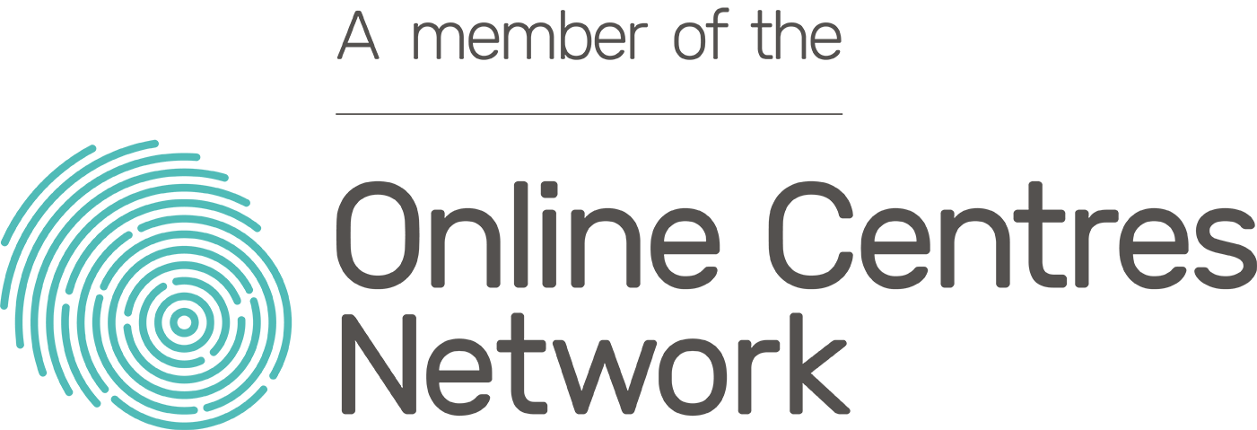 a member of the online centres network logo